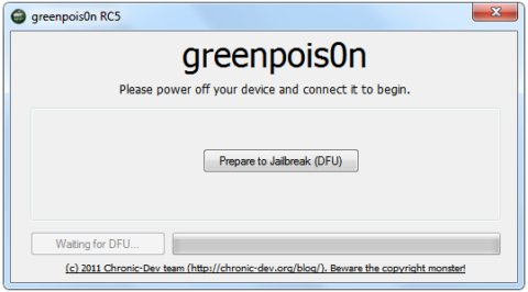 Chronic Dev-Team releases Greenpois0n iOS 4.2.1 untethered jailbreak for Windows