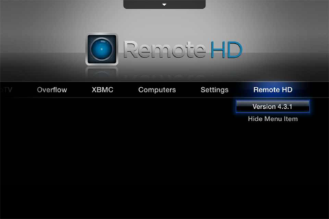 Remote HD now supports Apple TV 2 (updated)
