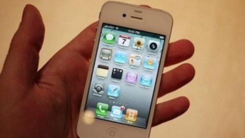 White iPhone 4 coming in April 26 — Report
