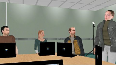 3-D Avatars Could Put You in Two Places at Once