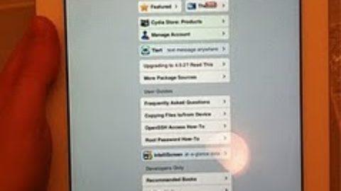 iPad 2 Jailbreak Update