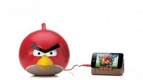 Angry Bird Speakers: Coming Soon !