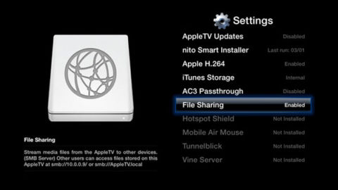 aTV Flash 4.3 for 1st Generation Apple TV Now Available
