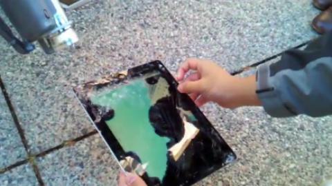iPad 2 Smart Cover Drop Test [Video]