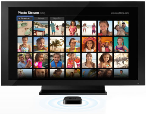 Photo Stream and AirPlay Mirroring for iPad 2 Coming to Apple TV 2