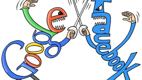 Apple/Facebook Vs Google/Google+ !