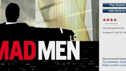 'Mad Men' makes its way to Netflix streaming