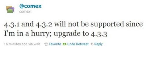 Time To Upgrade Your ipad 2 to iOS 4.3.3