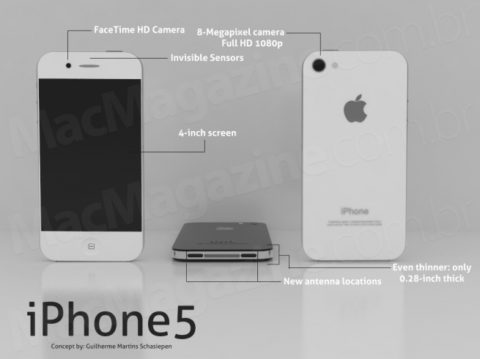 iPhone 5 And iPad 3 Mockups: Blow Your Mind?