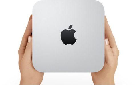 Mac mini has been updated