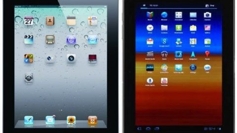 Apple alter photos of the Samsung Galaxy Tab 10.1 in its injunction filing?