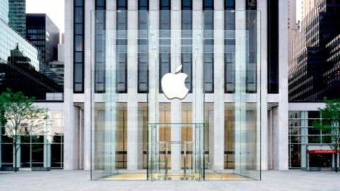 Apple Upgrading Their Fifth Avenue Store In Manhattan
