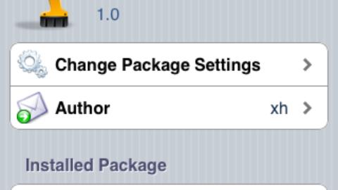 NoWiggle: A Cydia tweak to stop jiggling of iPhone icons