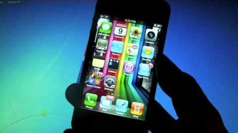 How To Get Custom Boot Logos On iOS 4.2.1 iPhone & iPod Touch