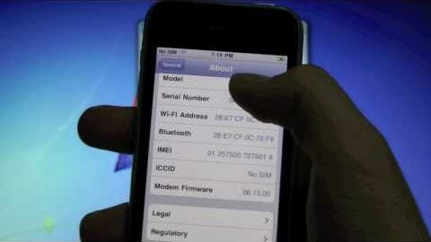 Jailbreak 4.3 & Unlock iPhone 4/3Gs iPod Touch 4th/3rd Gen & iPad Using Sn0wbreeze 2.3b4