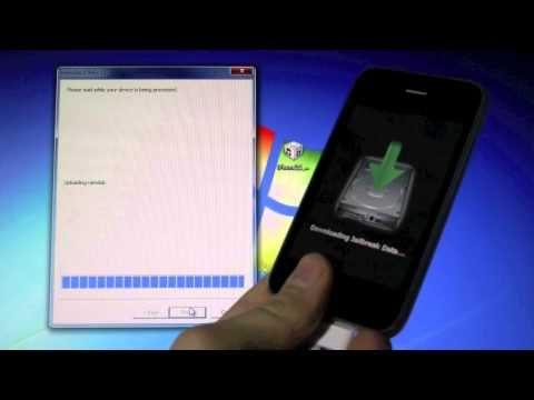 How To Jailbreak 4.3.3/4.3.2 iPhone 4/3Gs iPod Touch 4G/3G & iPad – Mac/Windows Redsn0w