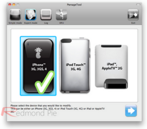 Preserve iPhone 4 4.3.2 Baseband – Unlock with PwnageTool 4.3.2