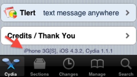 Guide: How to untethered jailbreak iOS 4.3.2 on iPhone, iPod touch and iPad using redsn0w