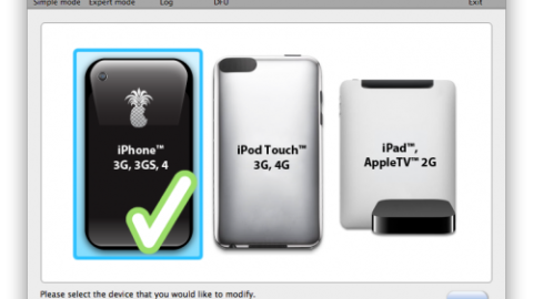 Jailbreak 4.3.1 PwnageTool 4.3 iPhone 4, 3GS / iPod Touch 4G, 3G / iPad – Custom Firmware [Mac Guide]