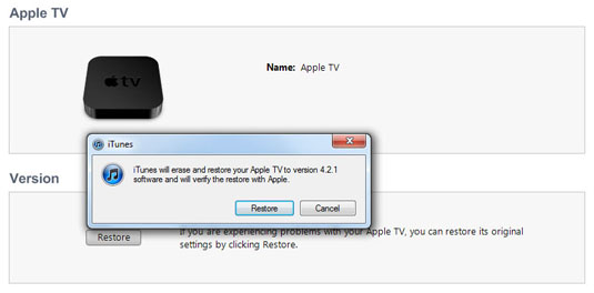 sn0wbreeze10 How to Jailbreak Apple TV 2 on iOS 4.3 with sn0wbreeze (untethered)