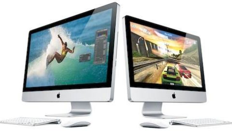 Apple Releases New iMacs with New Quad-Core Processors and Thunderbolt