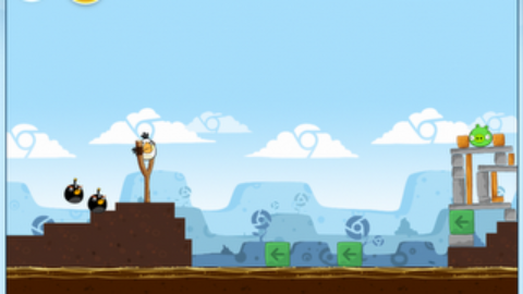 Angry Birds hits Chrome Web Store