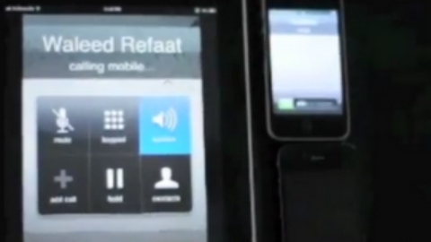 Cydia Tweak Allows Phone Calls, SMS Text Messages, And More on your iPad 3G [VIDEO]