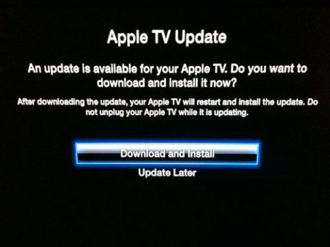 Apple Updates Apple TV 2 Firmware to 4.2.2, Untethered Jailbreak is Already Out