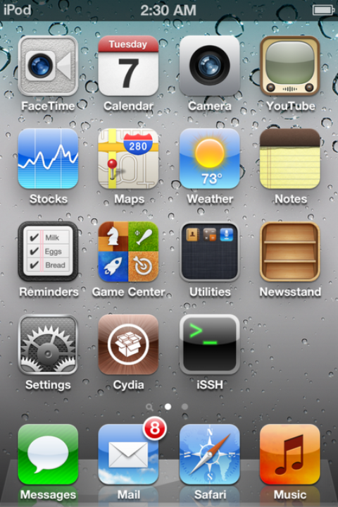 iOS 5 Jailbreak For iPhone 4, 3GS iPod Touch 3G, 4G & iPad