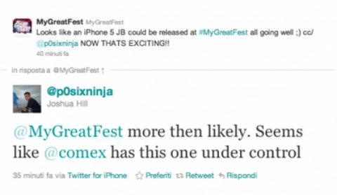 iPhone 5 Jailbreak Is Under Control By Comex