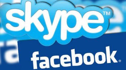Skype – Facebook collaboration , Take this Google+