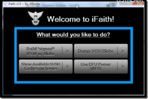 iFaith Gets Updated To Support iOS 4.3.4 and 4.3.5