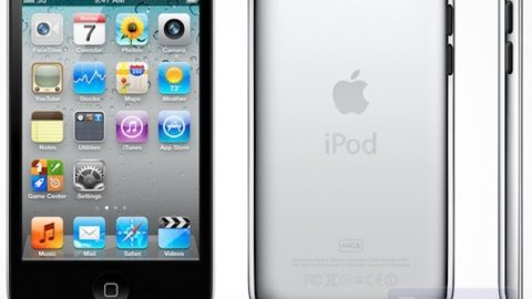 3G iPod Touch Concept Photo