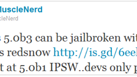 iOS 5 Beta 3 Jailbreak for iPhone, iPad And iPod Touch From Redsn0w