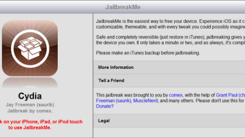 JailbreakMe.com reaches 2 million users!