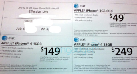 iPhone 5 Release Expected Soon With iPhone 4 Prices Slashed!
