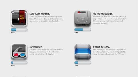 iPhone 5 Specs [Rumors Round Up]