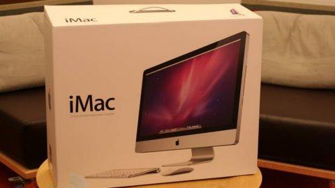 Apple iMac Hands-on Video