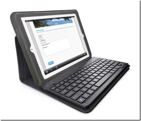 Keyboard Folio for iPad 2 From Belkin
