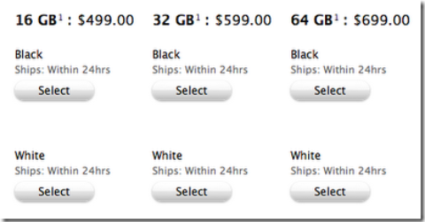 Ship your iPad 2 In 24 Hours From Apple U.S. Online Store.