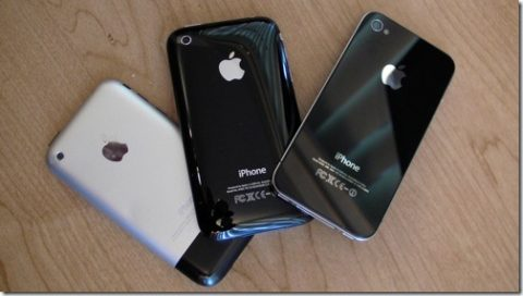 See How The iPhone Changed The Mobile Phone Designs In 5 Years