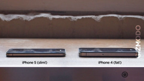3 Brand New iPhone 5 Images Leaked
