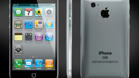 Awesome iPhone 5 Concept Looks Like True iPhone 5 Design (GALLERY)